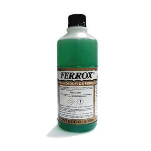 Ferrox Neutralizador de Ferrugem