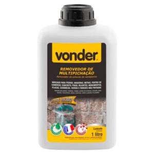 Removedor de Multipichação 1L Biodegradável - Vonder