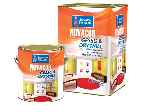 Novacor Gesso e Drywall - Sherwin Willians