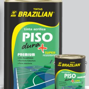 Tinta Piso Dura Mais - Brazilian