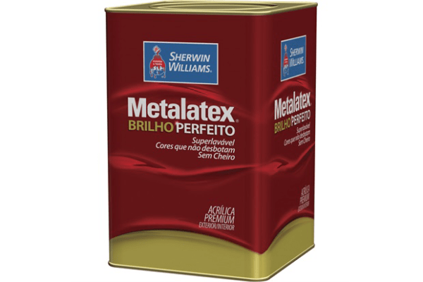Metalatex Brilho Prefeito Superlavável - Sherwin Willians