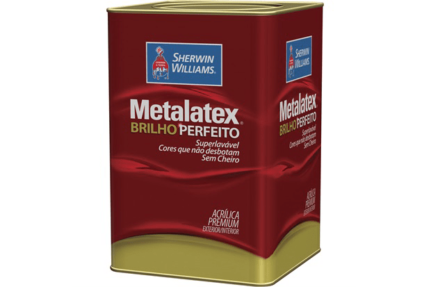 Metalatex Brilho Prefeito Superlavável - Sherwin Willians