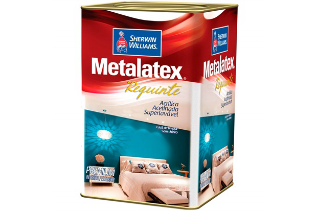 Metalatex Acrílica Acetinada Requinte Superlavável - Sherwin Willians