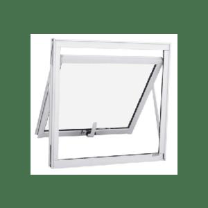 Vitrô Maxim Ar Alumínio Astra