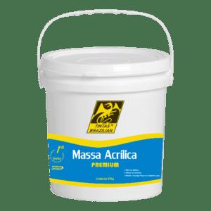 Massa Acrílica Premium Brazilian