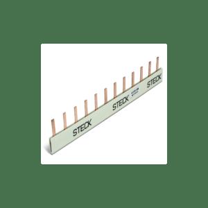 Barramento Unipolar Disjuntor Din Steck