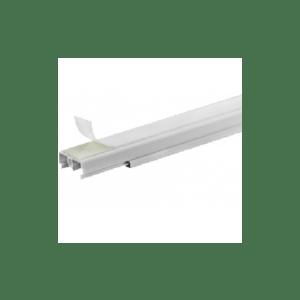 Canaleta 40x16x2m Auto Adesiva Branca Perlex
