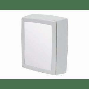 Armário Plastico versatil sobrepor porta reversivel astra