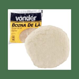Boina de Lã para Polimento Vonder