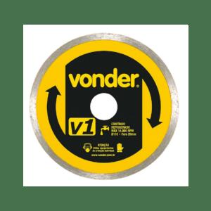 Disco de Corte Diamantado Vonder
