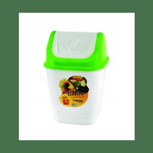 Lixeira Basculante 6,2 litros Inplast